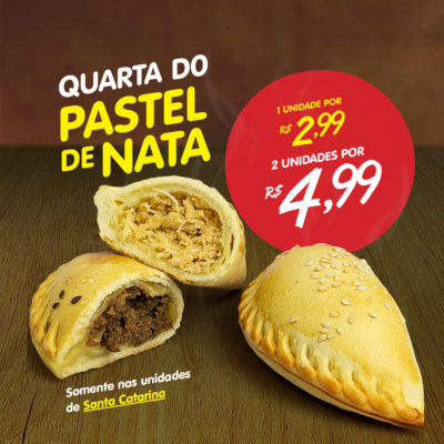 Quarta do Pastel de Nata