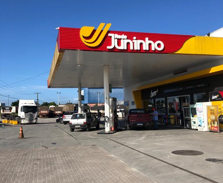 Auto Posto Juninho Express Paranaguá
